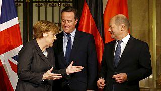 """Le risque d'un """"Brexit"""" se précise à l'aube du sommet européen"""