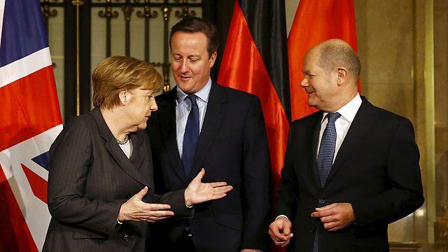 EU leaders meet in Brussels for 'Brexit' summit