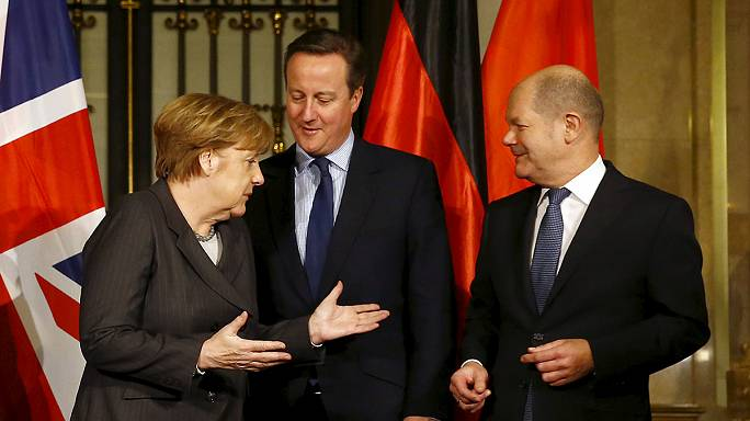 EU leaders meet in Brussels for 'Brexit' summit