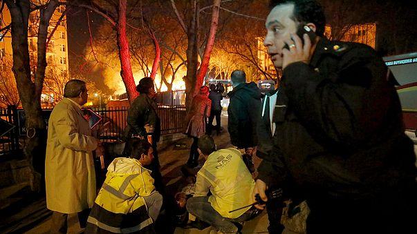 """Nach Explosion in Ankara: """"Ich zittere immer noch"""""""