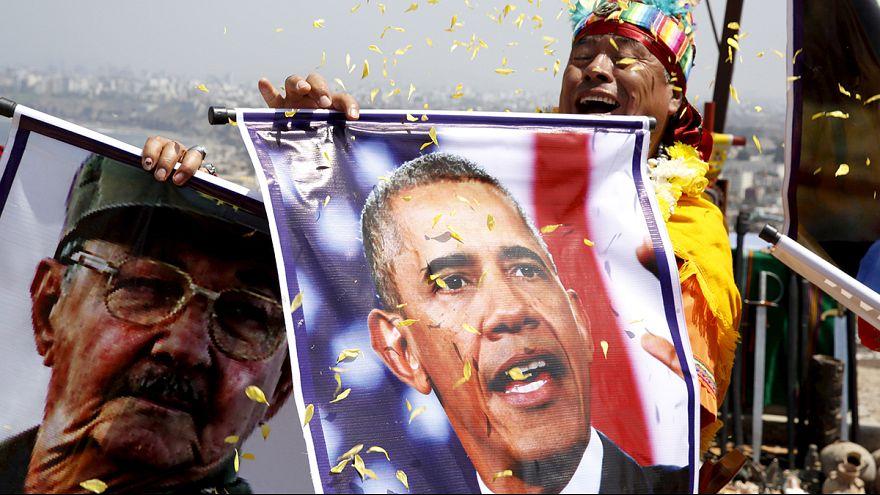 Történelmi látogatás: Kubába utazik az amerikai elnök