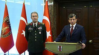 دولت ترکیه شبه نظامیان کرد را مسئول انفجار خودرو در آنکارا دانست