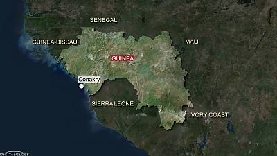 Guinea mourns dead soldiers
