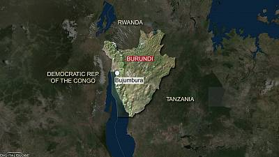 6-year-old killed in grenade explosion in Burundi buried