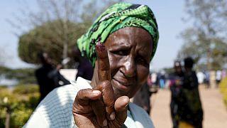 Präsidentenwahl in Uganda