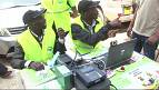 Uganda opposition leader held again as votes counted