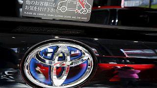 Toyota rappelle 2,5 millions de véhicules pour défaut de ceinture de sécurité