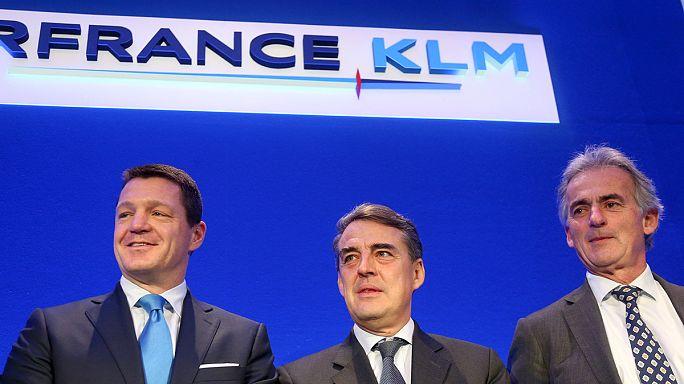 نتائج ايجابية لمجموعة الخطوط الجوية الفرنسية للمرة الاولى منذ 7 اعوام