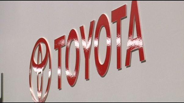 Toyota llama a revisión 2,9 millones de vehículos por un defecto en el cinturón de seguridad