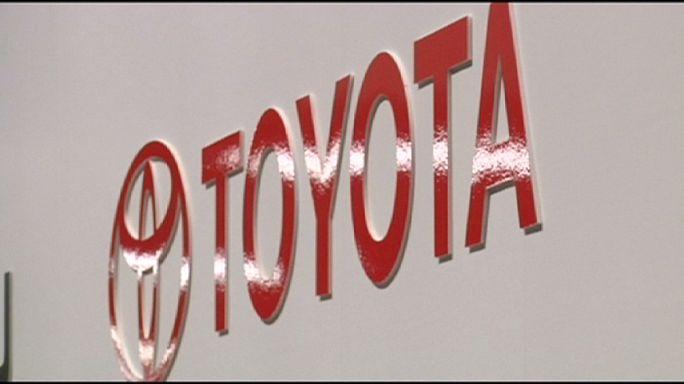 تويوتا تستدعي اكثر من 1.8 مليون سيارة لخلل في احزمة الامان