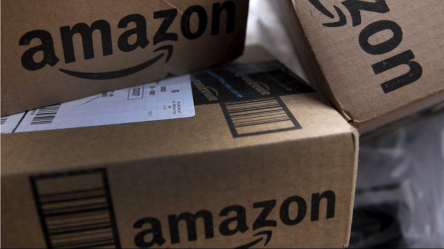 """Amazon """"uberise"""" la livraison à domicile"""