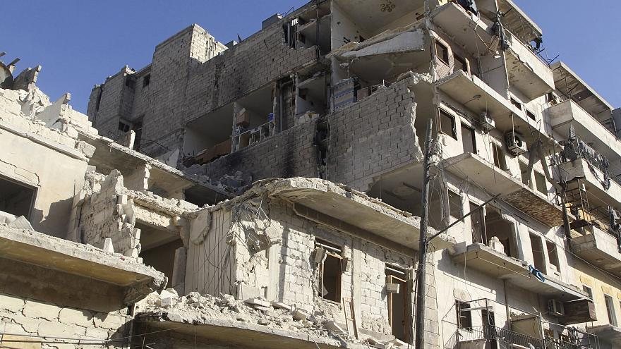 Syrien: Ärzte ohne Grenzen machen für Krankenhausangriff Regierung verantwortlich