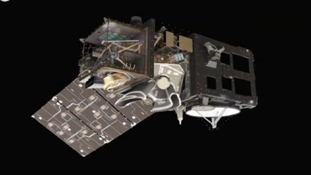 El Sentinel-3A se prepara para comenzar su misión de observación de la Tierra