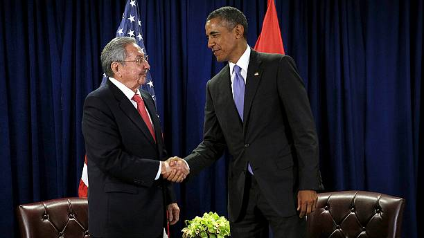 President Obama heads to Havana for historic visit