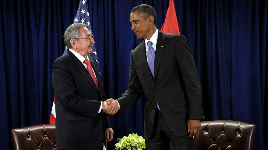 President Obama heads to Havana for historic visit