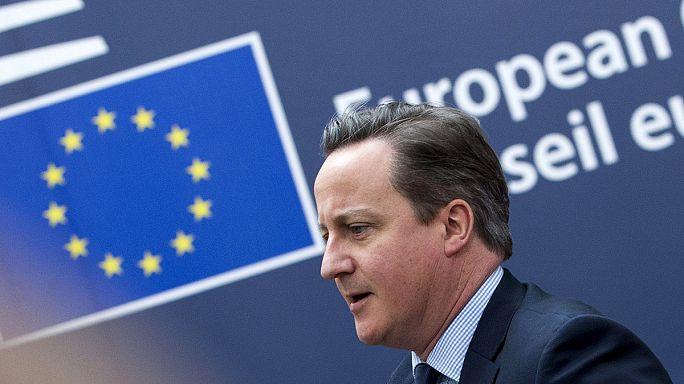 Cameron: İhtiyaçlarımızı karşılamayan bir anlaşmayı kabul etmem
