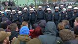 Austria defiant as EU warns migrant quota plan illegal