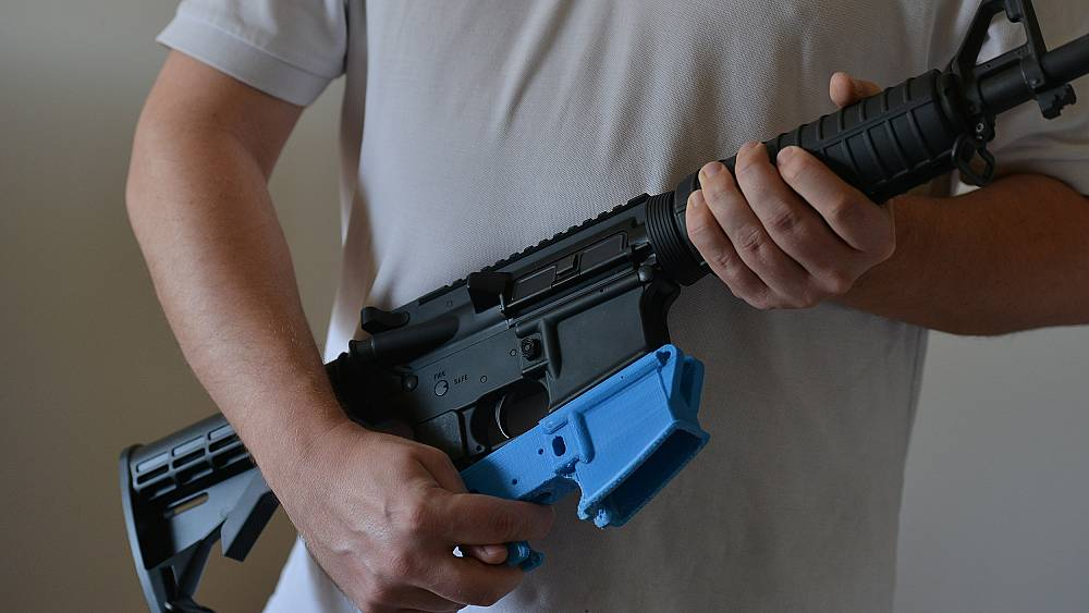 Ghost guns: Officials fear a new era of untraceable firearms