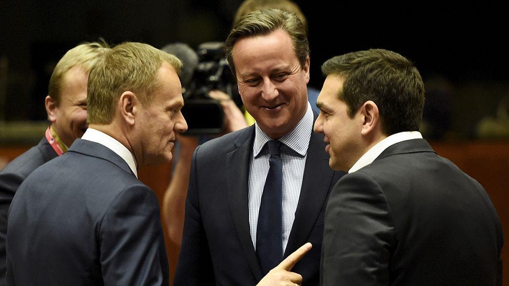 """Кэмерон """"сражается за Британию"""" на саммите ЕС"""