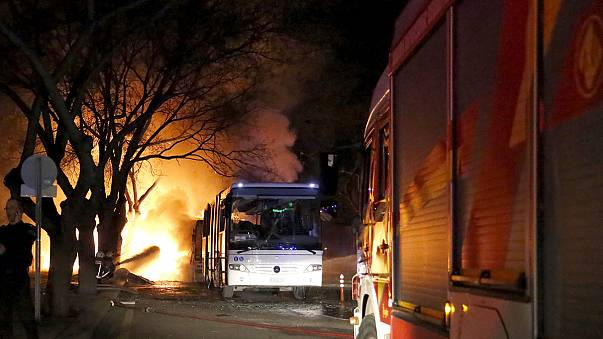 """euronews-Interview: Anschlag in Ankara ist eine """"Machtdemonstration"""" der Terroristen"""