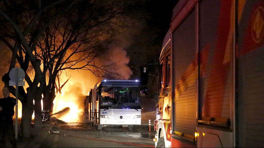 Terrorismo: Turquia a ferro e fogo