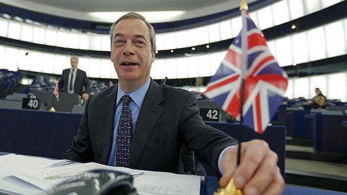 Farage: ha nincs megegyezés, biztos a Brexit