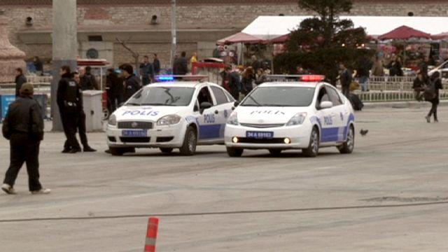 Турция. Стамбул живет, тоже опасаясь терактов