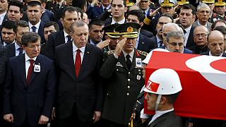 Attentat : les Kurdes rejettent les accusations d'Ankara