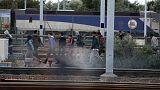 Migrants à Calais : Eurotunnel demande 29 millions d'euros d'indemnisation