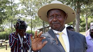 Police arrest Uganda's main opposition candidate...again