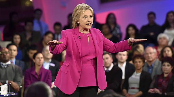 Nevada: Clinton und Sanders stellen sich Bürgerfragen