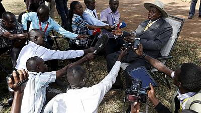Uganda Decides: Voting enters day two, Museveni leads provisional tally
