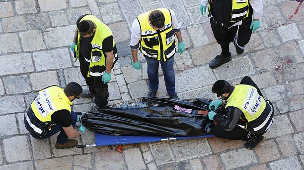 Stabbings and shootings across Jerusalem and the West Bank