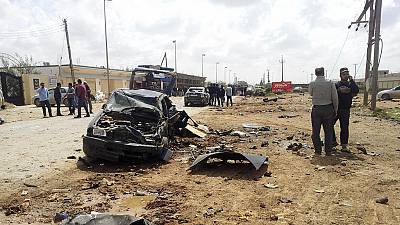 Libya: More than 40 suspected jihadists killed in raid