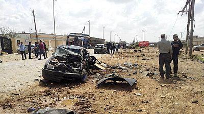 Libya: More than 40 suspected jihadists killed in raid