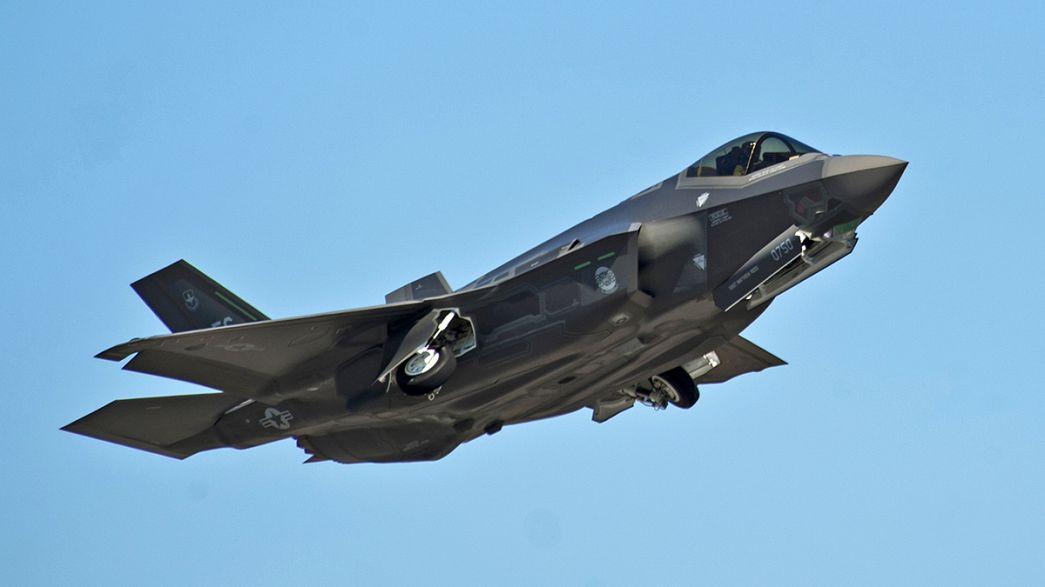 EUA lançam ataque sobre comandante do EI na Líbia