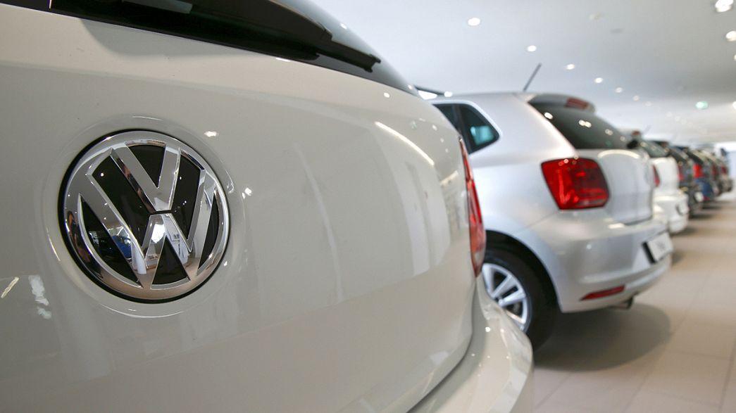 Seul: Buscas na sede da Volkswagen