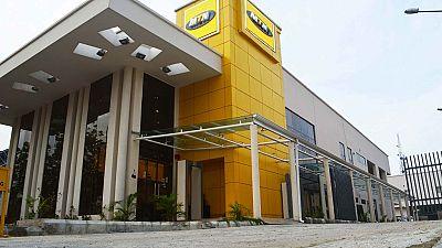 MTN pourrait payer 3,9 milliards de dollars d'amende aux autorités du Nigeria