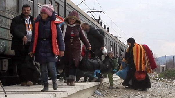 A Grécia nos antípodas da Áustria no debate sobre a imigração na UE