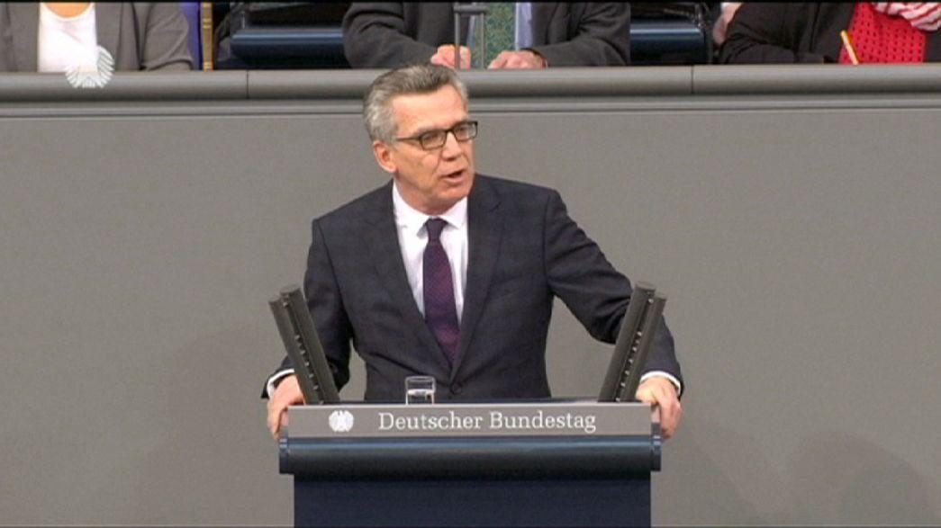 Berlino critica l'Austria per le restrizioni sull'accoglienza