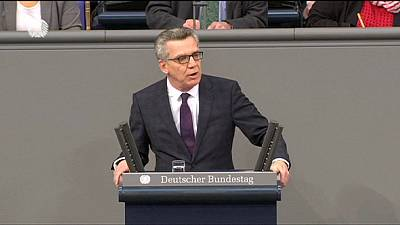 Migrants : l'Allemagne critique les quotas autrichiens