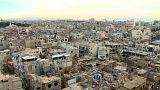 Homs: Voltar para um monte de escombros
