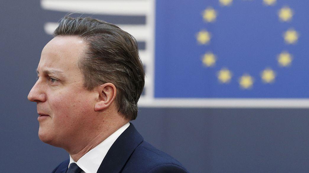 Grecia podría bloquear el acuerdo con el Reino Unido