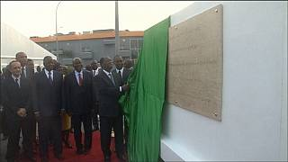 Ivory Coast installs new thermal power plant
