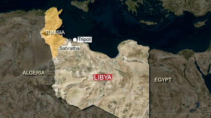 Lecsapott az iszlamistákra Líbiában az amerikai légierő