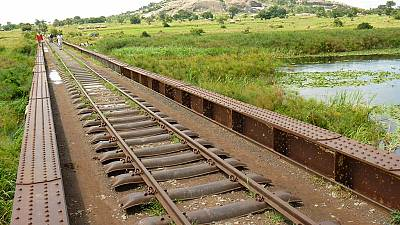Uganda commuter trains record low patronage