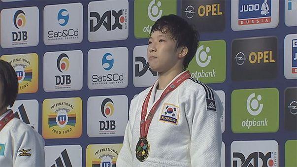 Judo: Bekir Özlü Düsseldorf'tan da madalyayla dönüyor