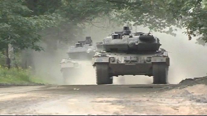 Tankokat ad el Katarnak Németország