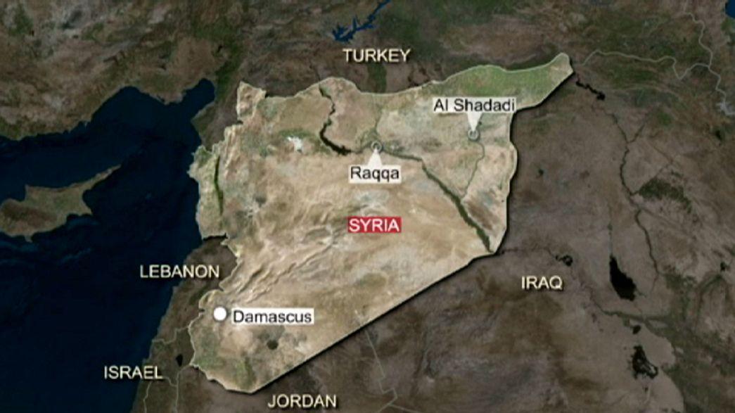 Kurden-Miliz YPG erobert IS-Bastion in Syrien