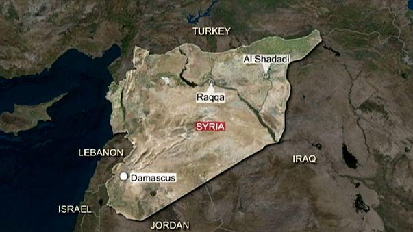 """سوريا: الاكراد ينتزعون بلدة الشدادي من تنظيم """"الدولة الاسلامية"""""""